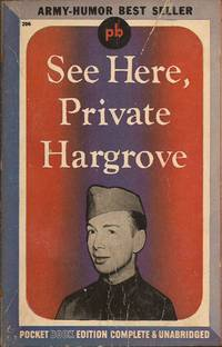 image of See Here, Private Hargrove