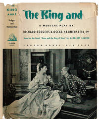image of THE KING AND I. Music by Richard Rodgers. Book and Lyrics by Oscar Hammerstein, 2nd. Based on the Novel Anna and the King of Siam by Margaret Landon.
