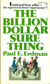THE BILLION DOLLAR SURE THING (Pocket Books,