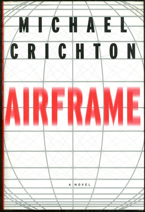 AIRFRAME, Crichton, Michael