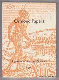 ORMOND PAPERS : A Journal of Arts and Sciences. Volume 10