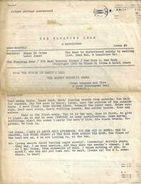 "image of THE FLOATING BEAR, A Newsletter; Issue #9, (June) 1961 (""The System of Dante's Hell"": ""Roosevelt After Inauguration"")"