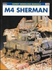 M4 SHERMAN.  OSPREY MODELLING MANUALS 14.