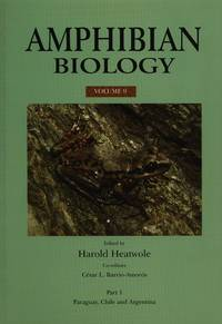 Amphibian Biology Volume 9. Status of Decline of Amphibians: Western Hemisphere Part 1. Paraguay, Chile and Argentina