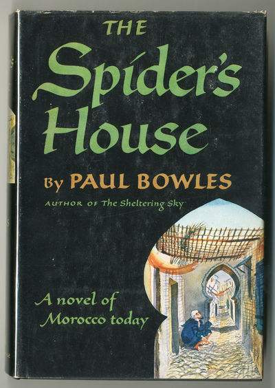 New York: Random House, 1955. Cloth. First edition. A few small smudges at edges, endsheets slightly...