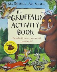 The Gruffalo Activity Book: 2