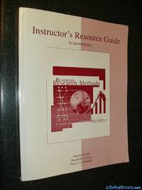 Instructor's Resource Guide to Accompany Business Research Methods