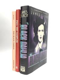 image of THE BLACK DAHLIA: Uncorrected Proof, Mysterious Press Fall 1987 Sampler, and First Edition