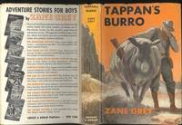 Tappan's Burro : And Other Stories. [The Great Slave; Yaqui; Tigre; The Rubber Hunter] by  Frank Vaughn]  1872-1939. [cover art - Hardcover - 1923 - from Joseph Valles - Books and Biblio.co.uk