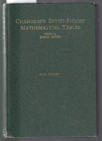 image of Chamber's Seven-Figure Mathematical Tables