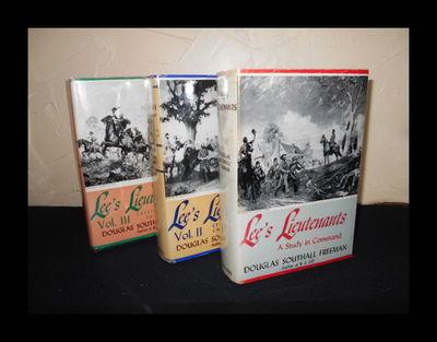 Lee's Lieutenants, A Study in Command...