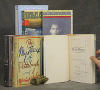 Group of 6 books by Michael Chabon inscribed to his early mentor and employer: The Mysteries of Pittsburgh, 1988, First Edition in dust jacket -- A Model World, 1991, First Edition in dust jacket-- A Model World, 1991, advance review copy-- Wonder Boys, 1995, First Edition in dust jacket -- The Amazing Adventures of Kavalier and Clay, 2000, proof copy -- Summerland, 2002, advance copy