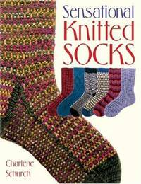 image of Sensational Knitted Socks