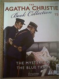 The Mystery of the Blue Train Agatha Christie Book Collection Issue 15