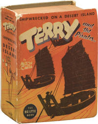 image of Terry and the Pirates: Shipwrecked on a Desert Island (Hardcover)