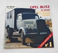 Opel Blitz in Detail. German World War II Trucks in Czech Private Collections