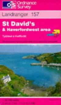 St.David's and Haverfordwest Area (Landranger Maps)