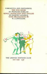 GARGANTUA & PANTAGRUEL. THE FIVE BOOKS