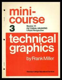 TECHNICAL GRAPHICS - Mini-course - Pictorial Drawing - 1 Point Perspective
