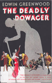 image of The Deadly Dowager (Valancourt 20th Century Classics)