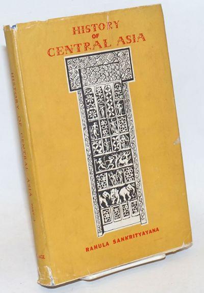 Calcutta/New Delhi: New Age Publishers Private Ltd, 1964. Hardcover. xiv, 307p., illustrated with a ...