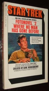 image of Where No Man Has Gone Before  Star Trek Fotonovel #2