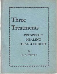 image of Three Treatments, Prosperity Healing Transcendent  [SCARCE]