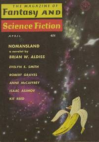 The Magazine of Fantasy and Science Fiction, april 1961