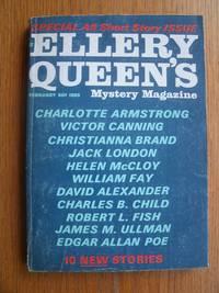 Ellery Queen's Mystery Magazine February 1965