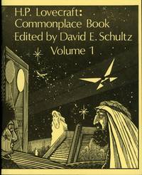 COMMONPLACE BOOK VOLUME 1 [and] VOLUME 2. Edited by David E. Schultz
