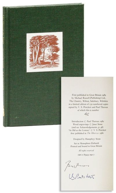 : Michael Russell, . First Edition. Limited to 150 copies of which this is no. 45. 12mo (18.5cm.); o...