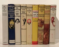 image of Tarzan (9 titles)