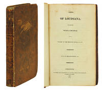 Views of Louisiana; Together with a Journal of a Voyage up the Missouri River, in 1811. by  Henry Marie Brackenridge - First Edition - from John Windle Antiquarian Bookseller (SKU: 123303)