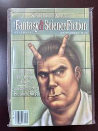 Fantasy and Science Fiction December 1990: Special Stephen King Issue
