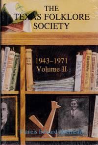 image of Texas Folklore Society 1943-1971 Volume II