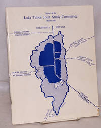 image of Report of the Lake Tahoe Joint Study Committee