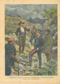 Ufficiale dei carabinieri invitato a un colloquio con un latitante.