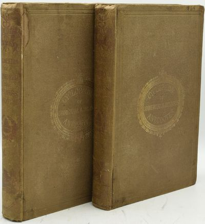 New York: D. Appleton and Company, 1864. First Edition. Hard Cover. Very Good binding. Two volumes o...