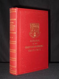 The Chartered Insurance Institute, Journal 1937. Volume 40