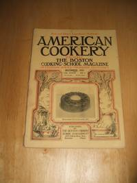 image of American Cookery for December 1931