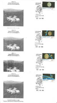 image of USA # 2568-2577 Space Achievements - Set of 10 Long Beach,CA Stamp Expo Covers