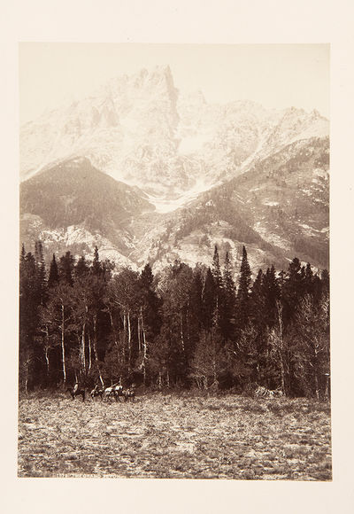 [Denver, 1880. Image size: 8 3/4 x 6 1/4 inches. On period card mount, measuring 17 3/4 x 14 inches,...
