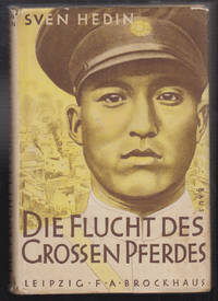 image of Die Flucht des großen Pferdes.