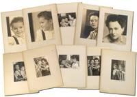10 Photos of Milton Wolff's Family