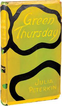 Green Thursday (First Edition)