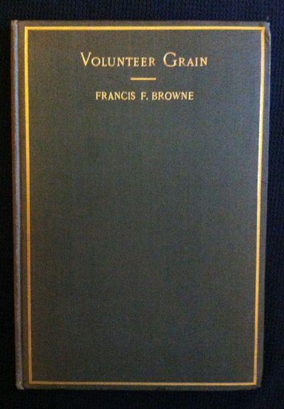 Chicago: Way and Williams, 1895. First edition. First edition. 8vo. Original dark green silk cloth, ...