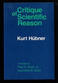 image of The Critique of Scientific Reason