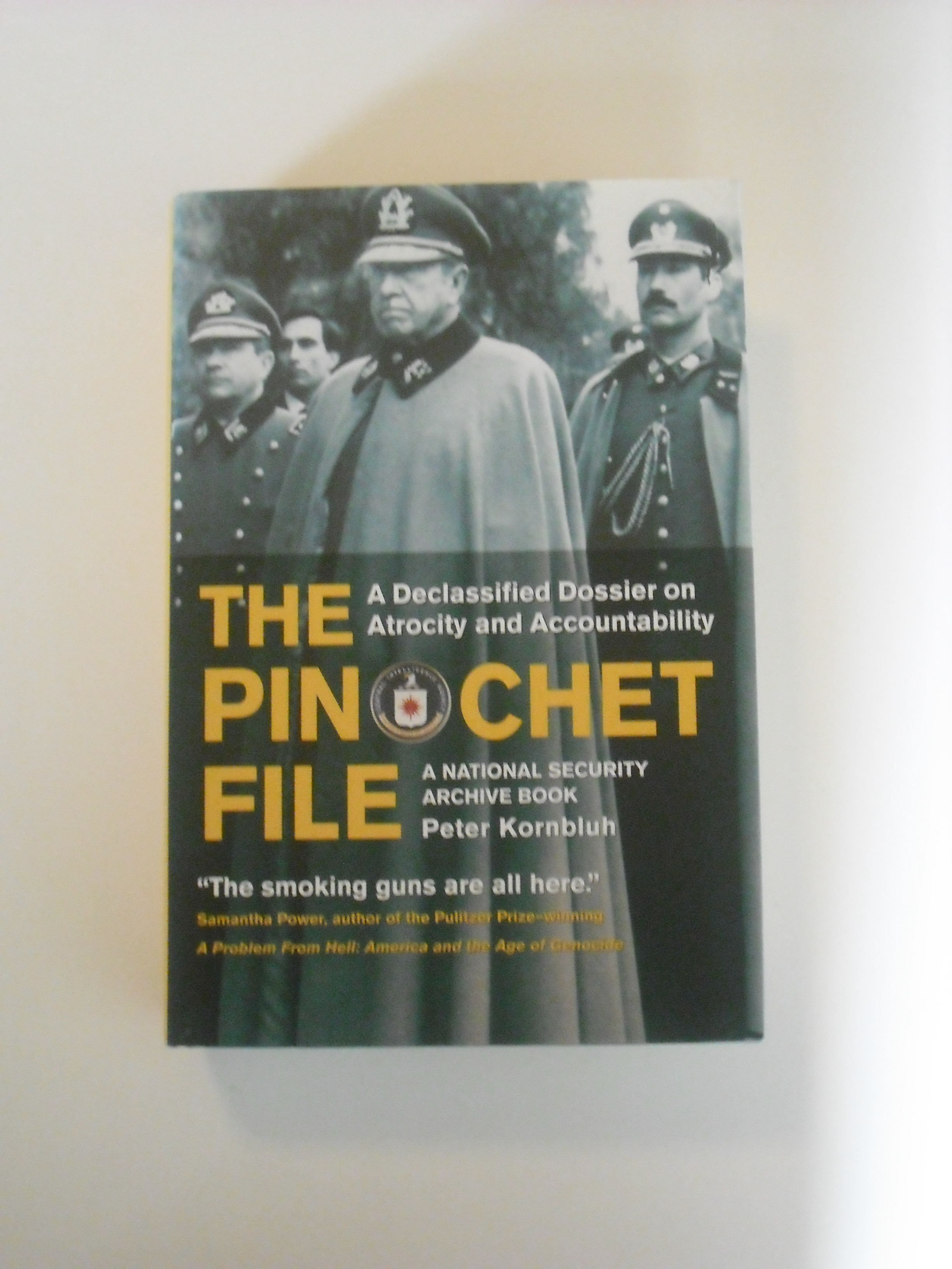 THE PINOCHET FILE EPUB