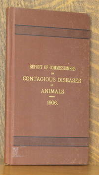 image of REPORT OF CATTLE COMMISSIONERS ON CONTAGIOUS DISEASES OF ANIMALS (1887 LAWS OF MAINE)