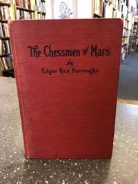 image of CHESSMEN OF MARS